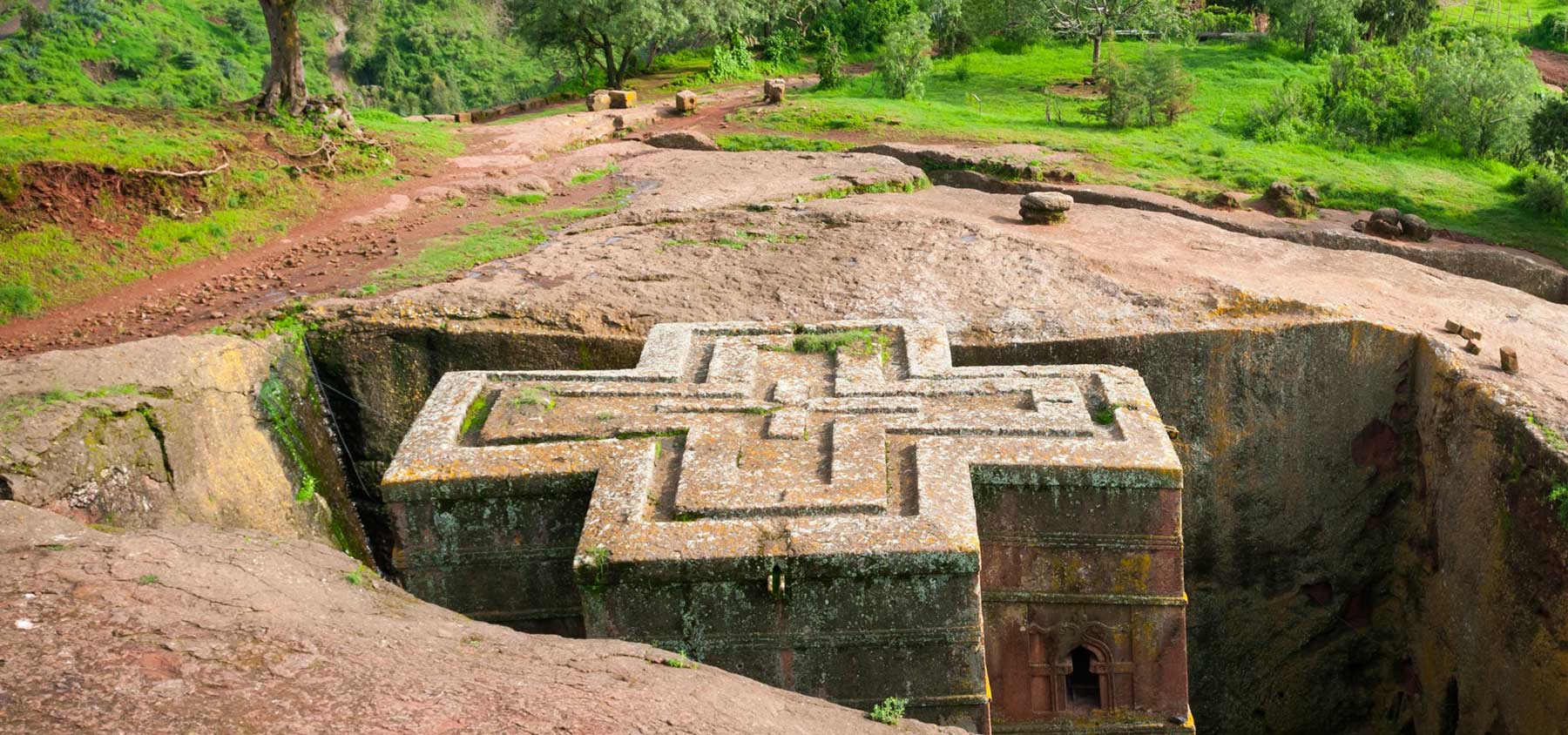 LALIBELA (The Work Of Angels)