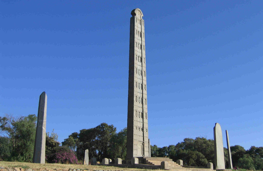AXUM (Where The Cradle Of Ethiopia's Civilization Began)