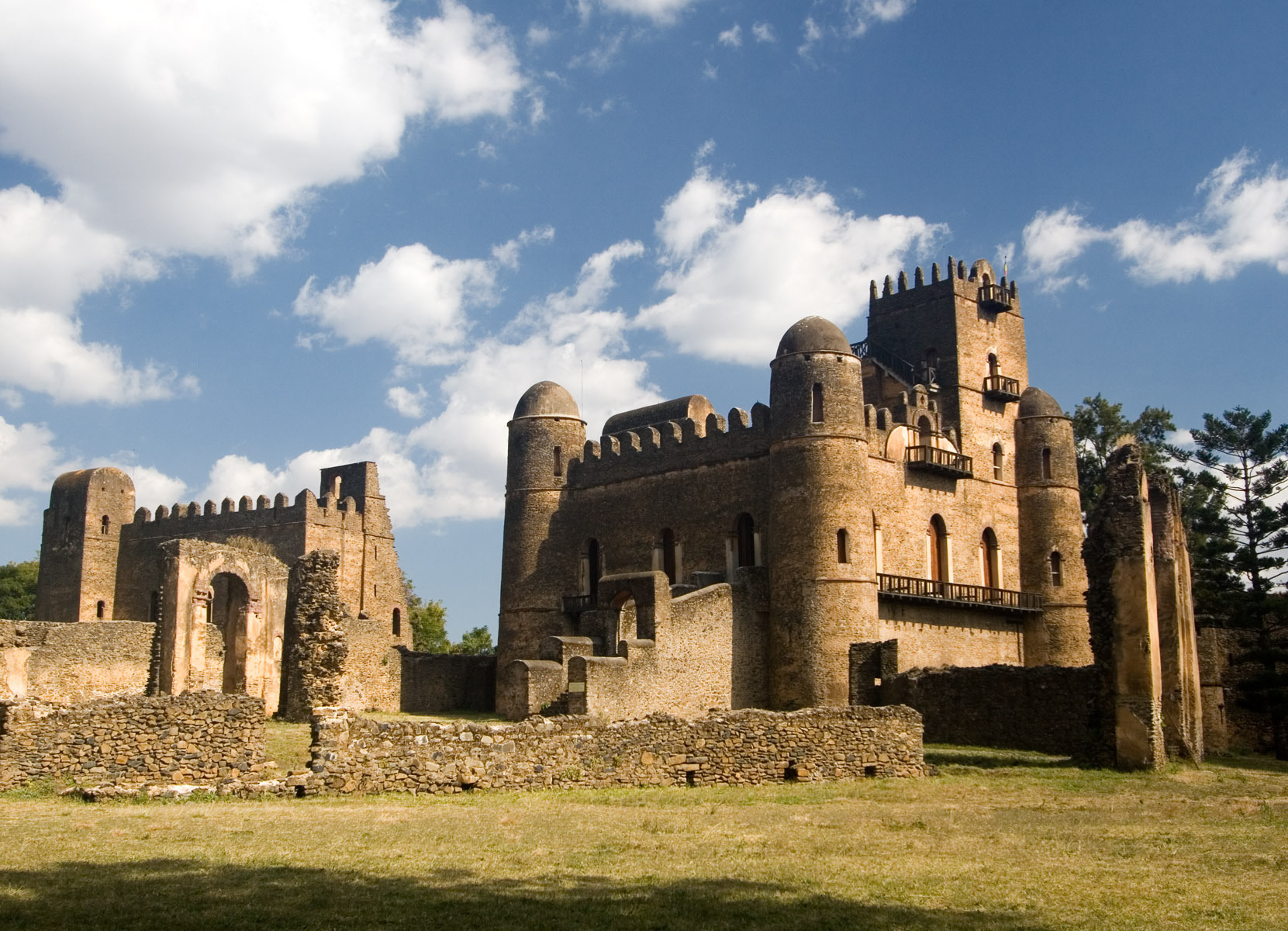 GONDAR (The City Of Royal Castles)